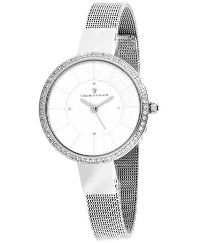Christian Van Sant Women's Watch CV0220