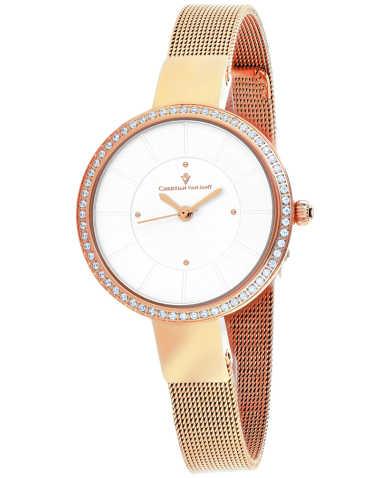 Christian Van Sant Women's Watch CV0221