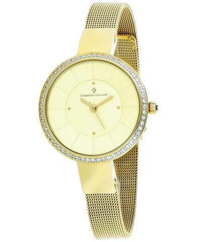 Christian Van Sant Women's Watch CV0224