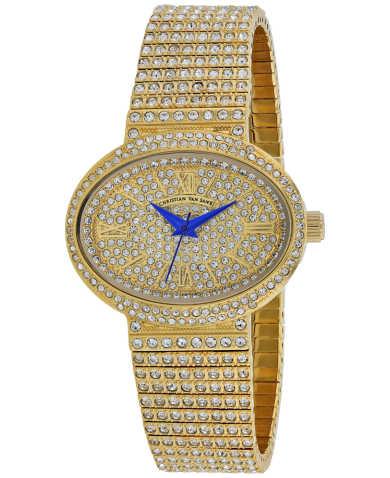 Christian Van Sant Women's Watch CV0251
