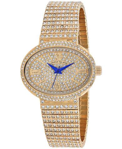 Christian Van Sant Women's Watch CV0252