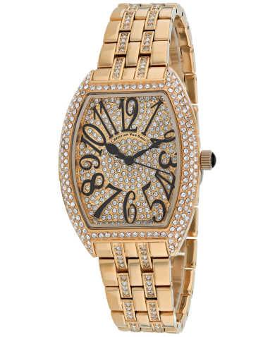 Christian Van Sant Women's Watch CV0262