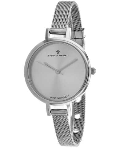 Christian Van Sant Women's Watch CV0280