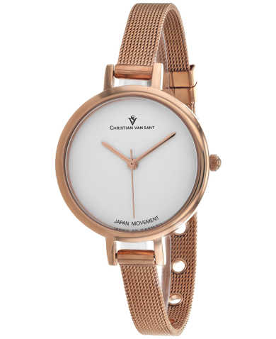 Christian Van Sant Women's Watch CV0281