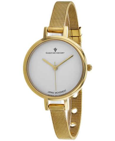 Christian Van Sant Women's Watch CV0283