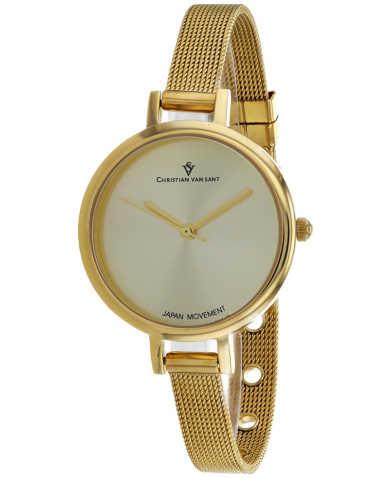 Christian Van Sant Women's Watch CV0285