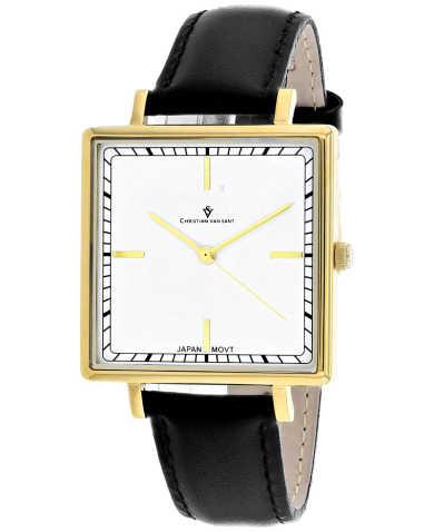 Christian Van Sant Women's Watch CV0412