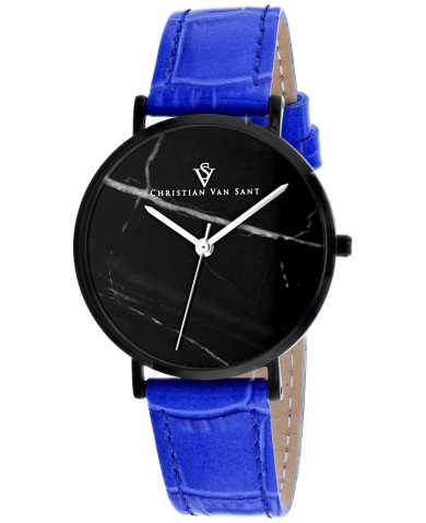 Christian Van Sant Women's Watch CV0424BL