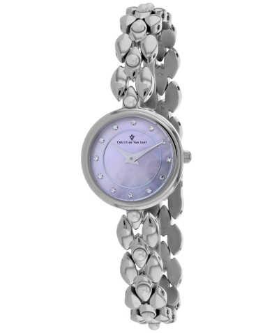 Christian Van Sant Women's Watch CV0612
