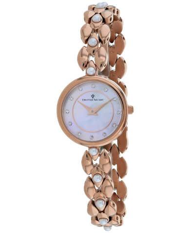Christian Van Sant Women's Watch CV0613