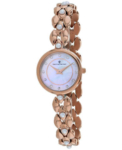 Christian Van Sant Women's Watch CV0615