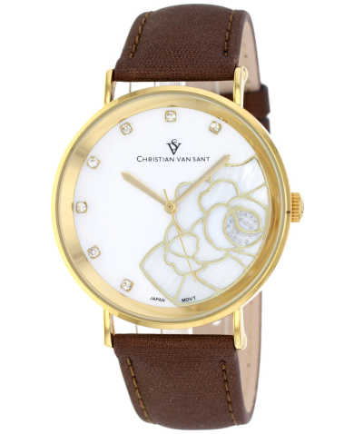 Christian Van Sant Women's Watch CV2212
