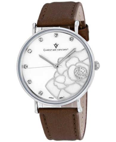 Christian Van Sant Women's Watch CV2213-BR