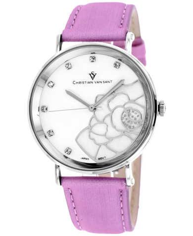 Christian Van Sant Women's Watch CV2213