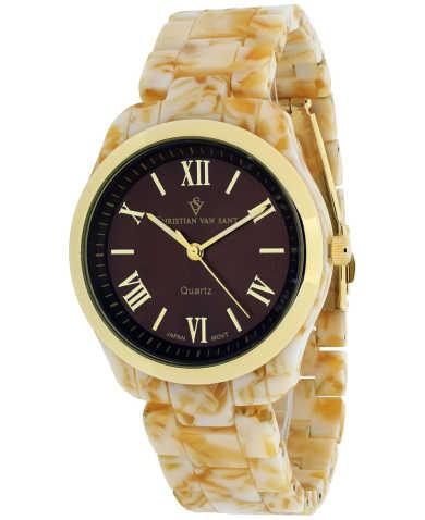 Christian Van Sant Women's Watch CV3412