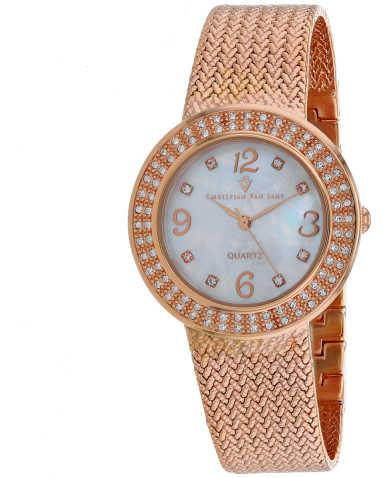 Christian Van Sant Women's Watch CV8802