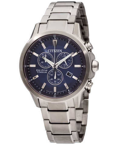 Citizen Men's Quartz Solar Watch AT2340-56L
