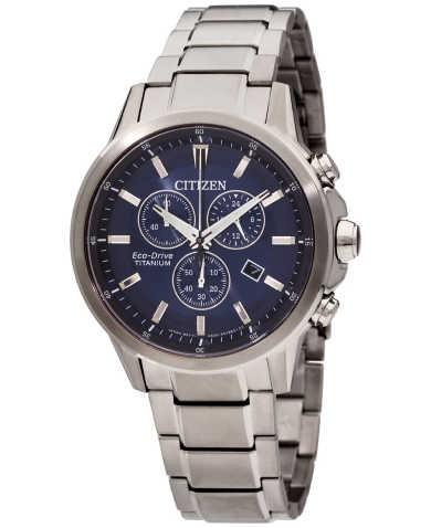 Citizen Men's Quartz Solar Watch AT2340-56L
