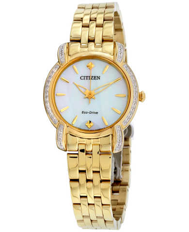 Citizen Women's Quartz Solar Watch EM0692-54D