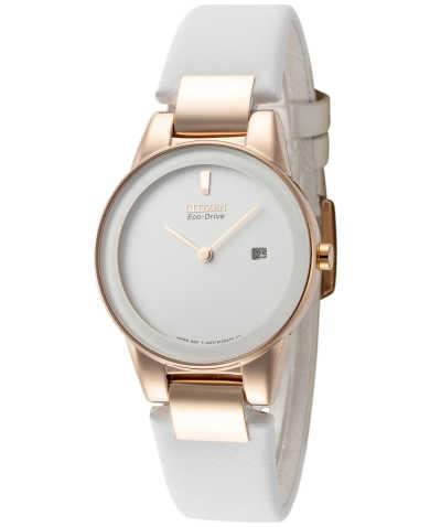 Citizen Women's Quartz Solar Watch GA1053-01A