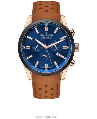 Claude Bernard Men's Watch 10222-37RNC-BUIR1