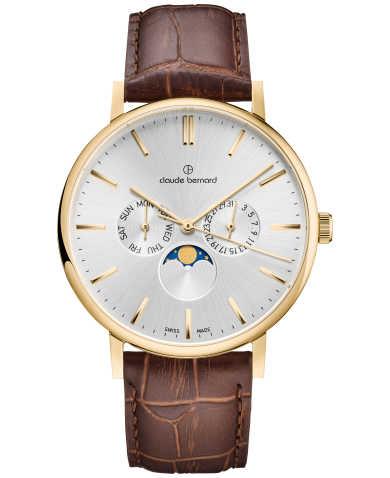 Claude Bernard Unisex Watch 40004-37J-AID