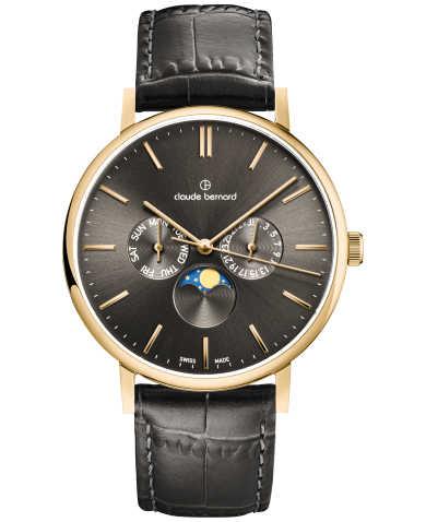 Claude Bernard Unisex Watch 40004-37J-GID