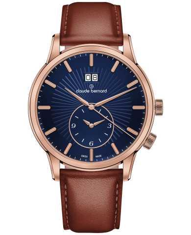 Claude Bernard Men's Watch 62007-37R-BUIR