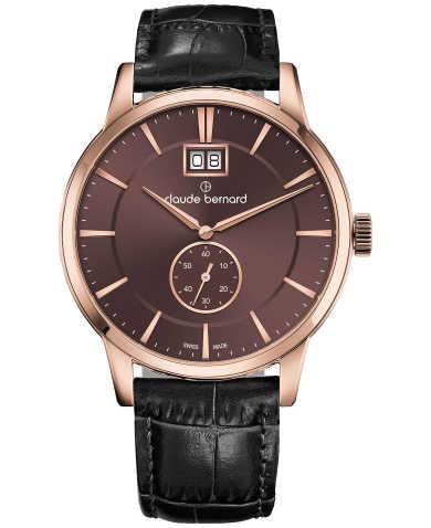 Claude Bernard Men's Watch 64005-37R-BRIR3