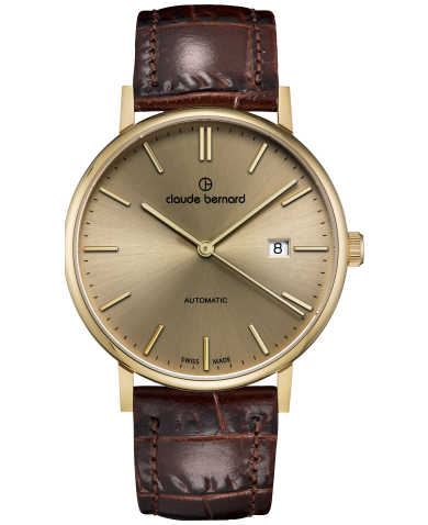 Claude Bernard Unisex Watch 80102-37J-DI