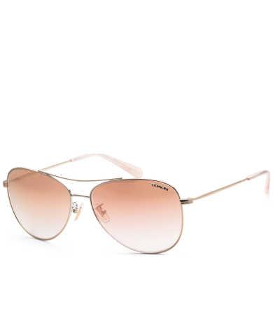 Coach Women's Sunglasses HC7079-90056F-58