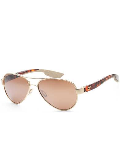 Costa del Mar Women's Sunglasses 06S4006-400612-56