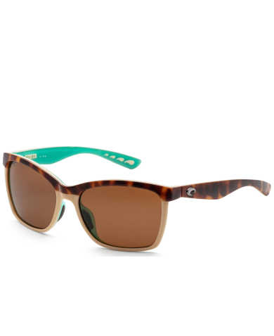 Costa del Mar Unisex Sunglasses ANA105OCGLP
