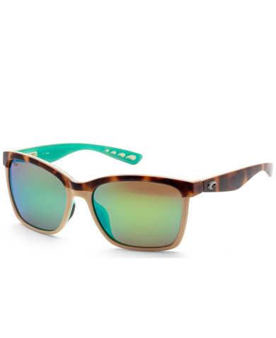 Costa del Mar Unisex Sunglasses ANA105OGMP