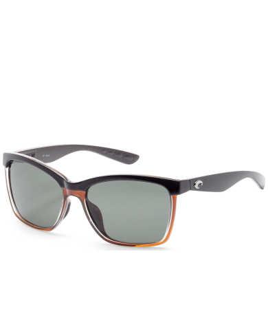 Costa del Mar Unisex Sunglasses ANA107OGGLP