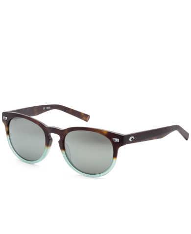 Costa del Mar Unisex Sunglasses DEL207OSGGLP