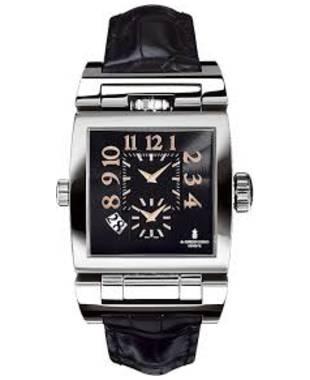 De Grisogono Men's Automatic Watch DOPPIO-TRE-N01-A