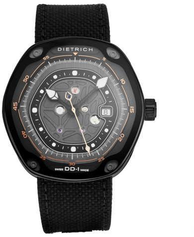 Dietrich Men's Watch DD-1 BLACK