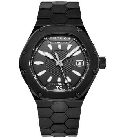 Dietrich Men's Watch TC PVD BLACK