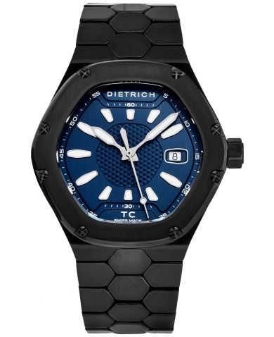 Dietrich Men's Watch TC PVD BLUE