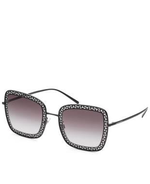 Dolce & Gabbana Women's Sunglasses DG2225-01-8G52