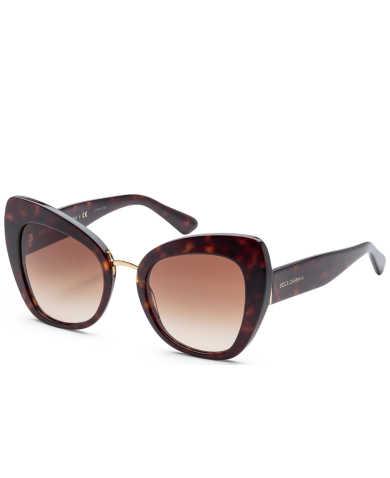 Dolce & Gabbana Women's Sunglasses DG4319-502-13