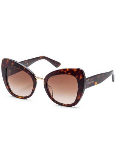 Dolce & Gabbana Women's Sunglasses DG4319F-502-13