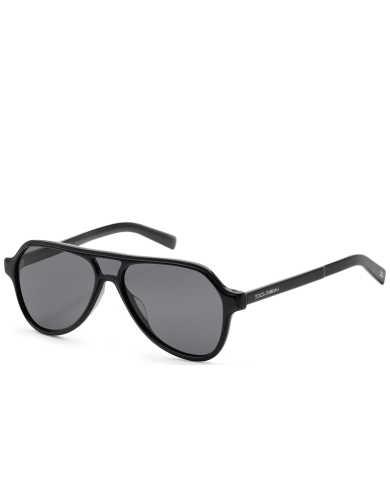 Dolce & Gabbana Men's Sunglasses DG4355F-501-87