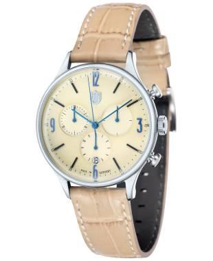 DuFa Men's Quartz Watch DF-9002-08