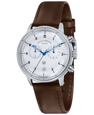 DuFa Hannes Chrono Men's Quartz Watch DF-9003-02