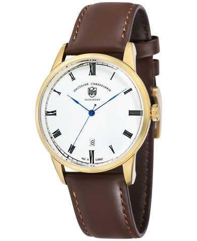 DuFa Men's Quartz Watch DF-9008-04