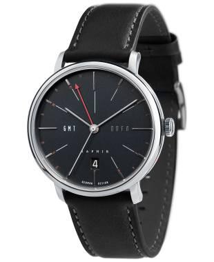 DuFa Saphir GMT Men's Quartz Watch DF-9030-02