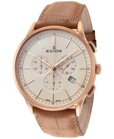 Edox Men's Watch 10236-37RC-BEIR