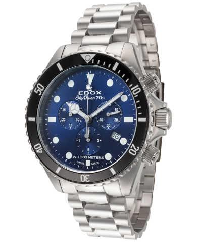 Edox Men's Watch 10238-3NM-BUI